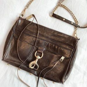 Rebecca Minkoff MAC Embossed Bag